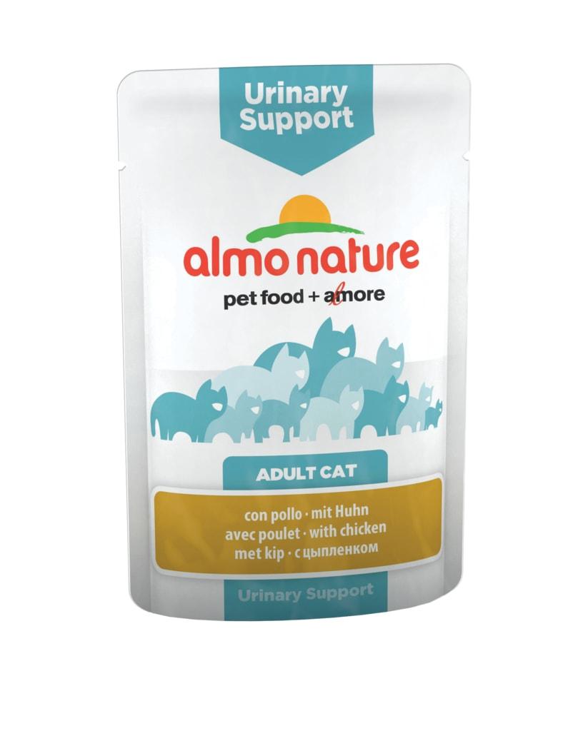 Almo Nature Functional WET - Urinary Support Kuře 70g výhodné balení 30ks