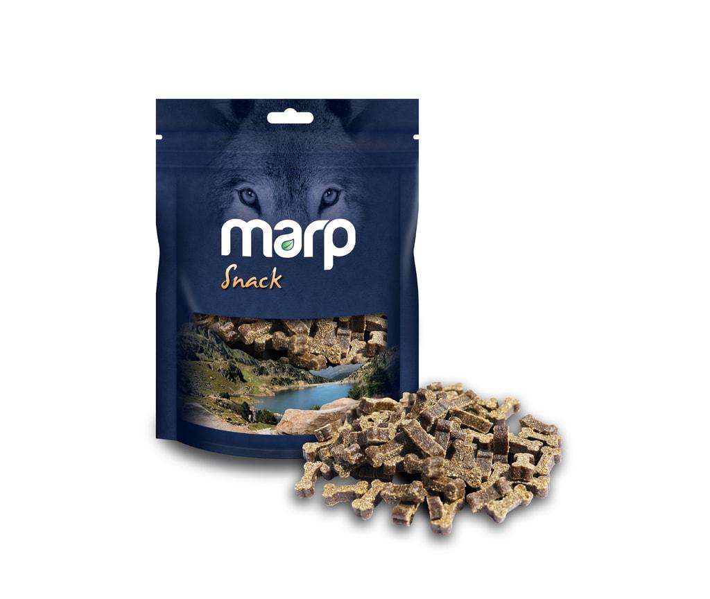 Marp Snack - pamlsky s hovězím masem 150g (8+2 ZDARMA)