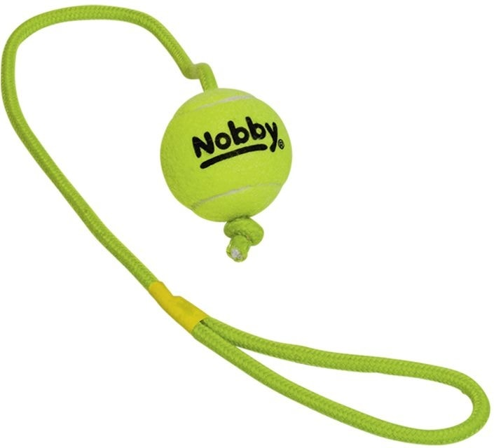 Nobby tenisák s lanem pro psa