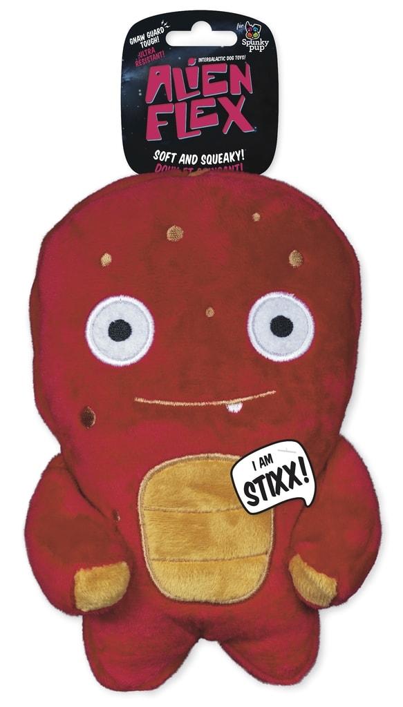 Mimozemšťan Stixx Spunky Pup 22cm