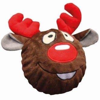 Nobby vánoční hračka sob obličej 18cm