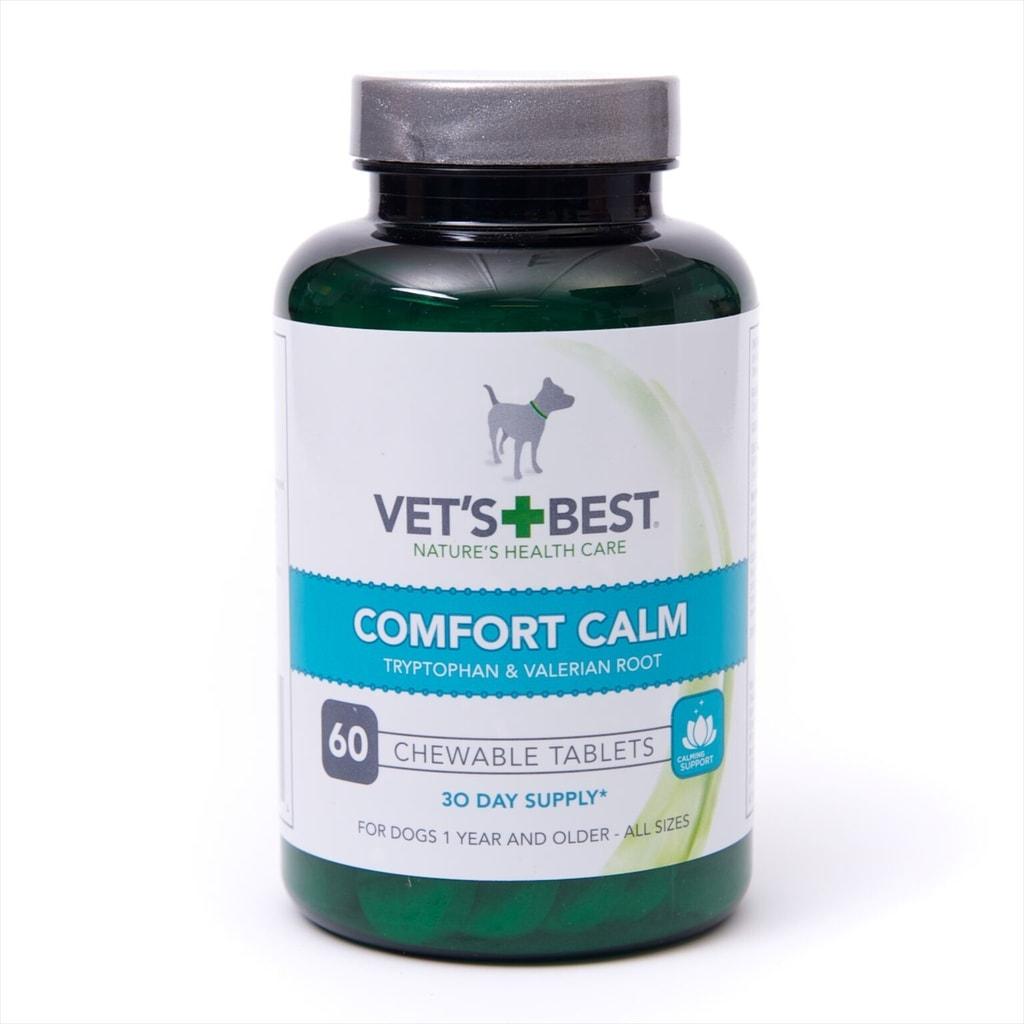 Vet's Best tablety na uklidnění pro psy 60 tablet