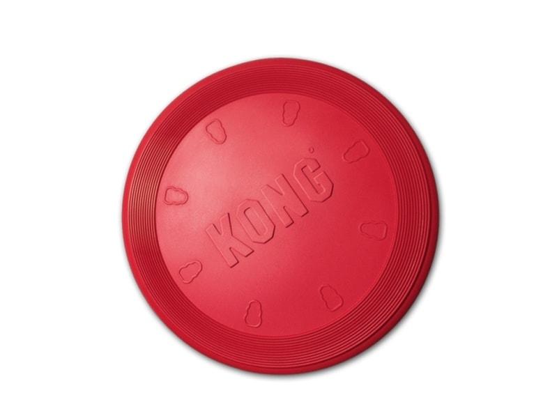 Kong Flyer červený létající talíř 24cm
