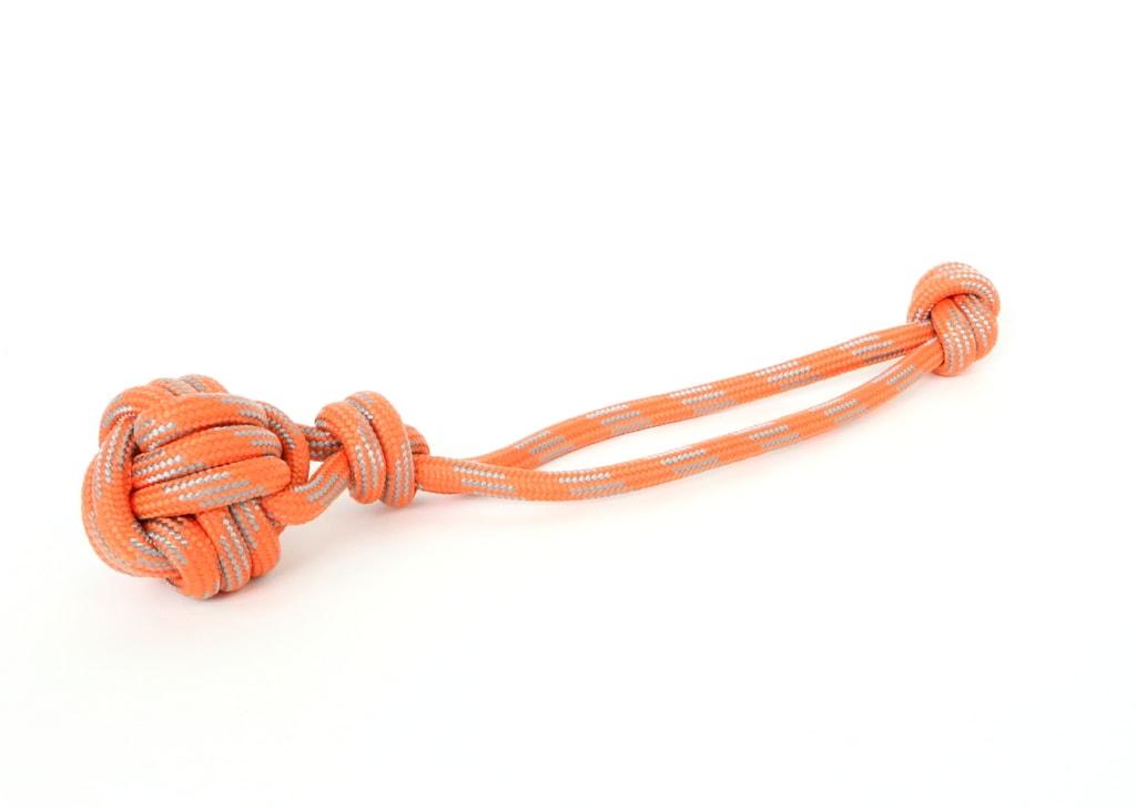 Aminela přetahovadlo - tenisák (lano 10mm)