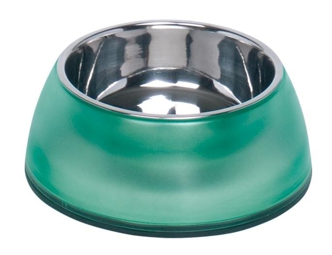 Nobby Diva Clear miska v zeleném pouzdře 800ml