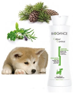 Biogance šampón Odour control 250ml