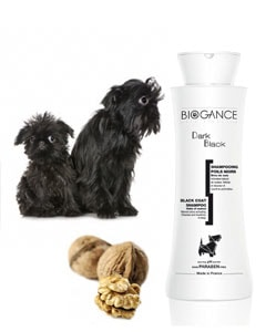 Biogance šampón Dark black 250ml
