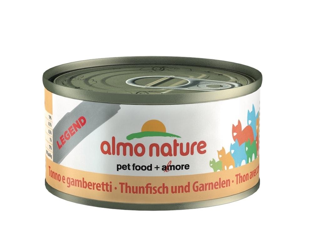 Almo Nature HFC - Tuňák a krevety 70g výhodné balení 24ks