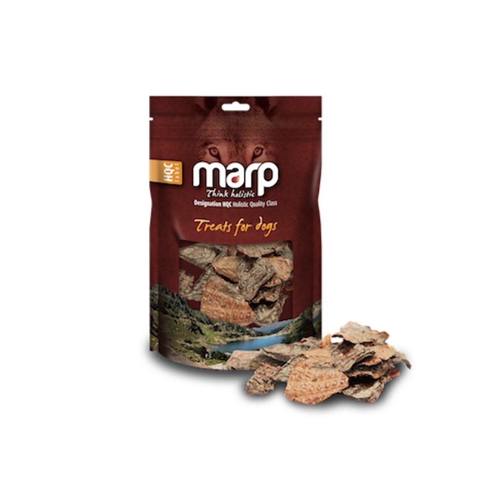 Marp Treats - Hovězí játra kousky 40g