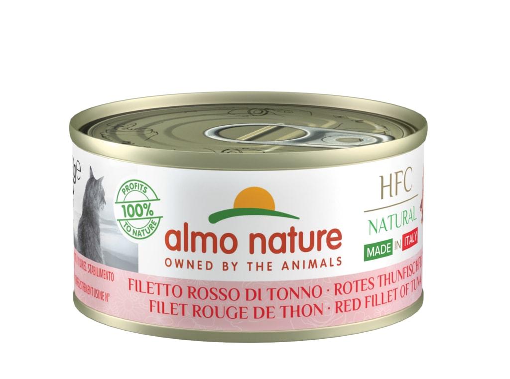Almo Nature HFC - Filet z červeného tuňáka 70g
