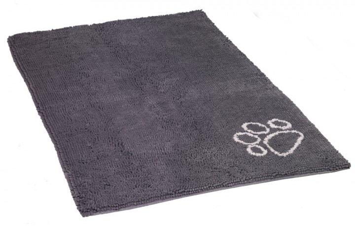 Nobby čistící podložka S pro psa šedá 61x45cm