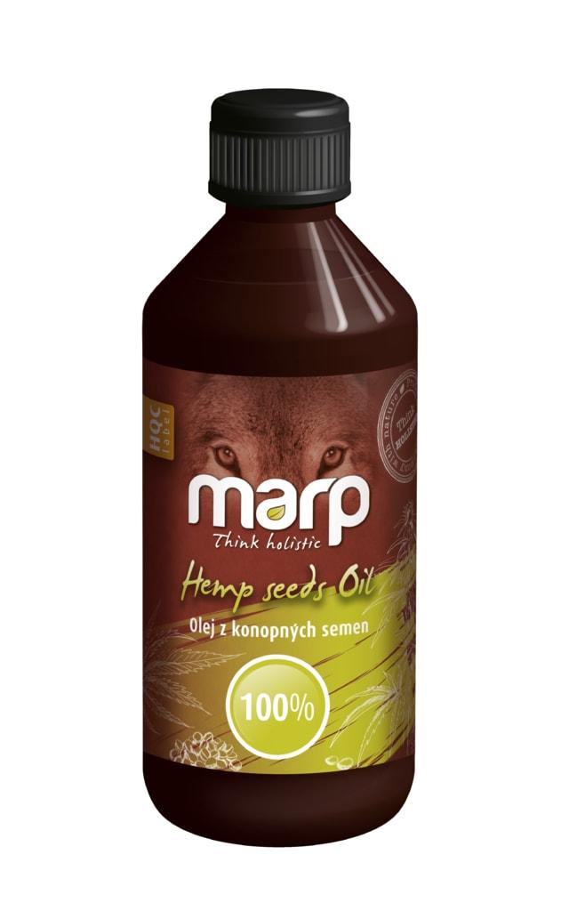 Marp Holistic - Olej z konopných semen 500ml