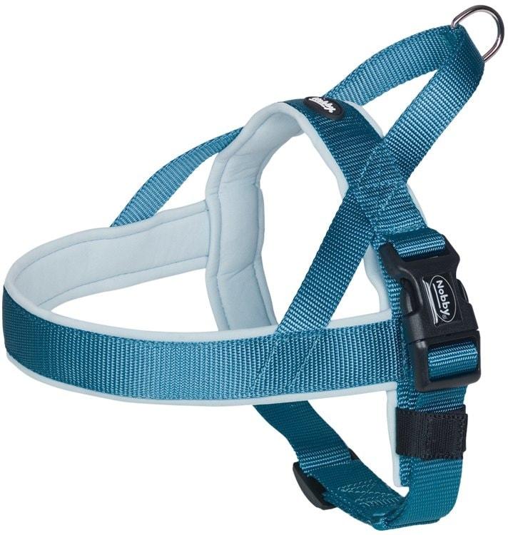 Nobby CLASSIC PRENO norský postroj L/XL světle modrý