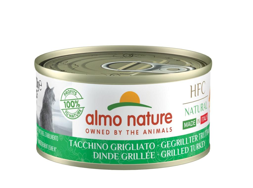 Almo Nature HFC - Grilované krůtí maso 70g