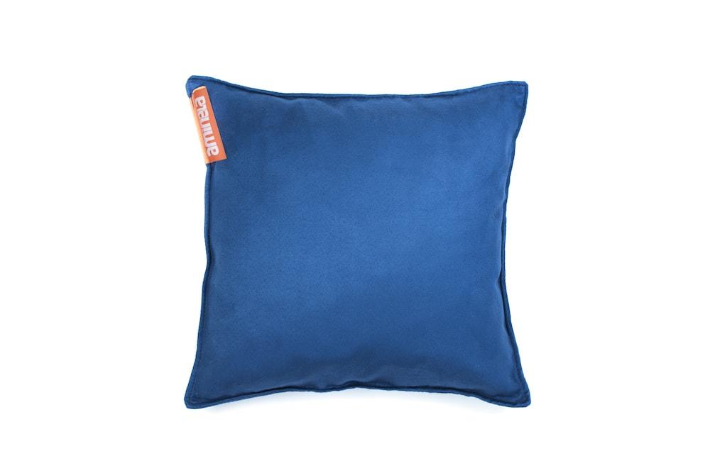 Aminela polštářek 40x40 modrá