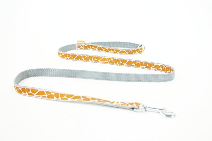 "Aminela vodítko - série G ""Giraffe"" 20mm 150cm dlouhé"