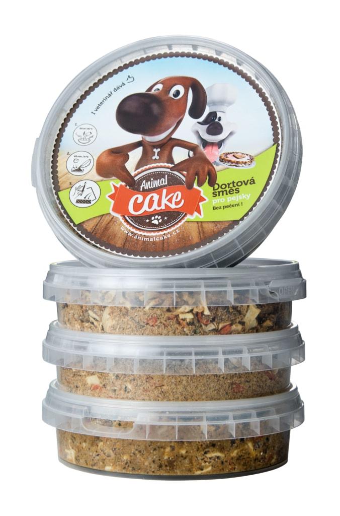 Animal Cake - dort pro psy 120g