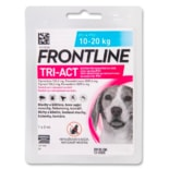 Frontline TRI-ACT spot-on pro psy M (1x2ml) 10-20kg