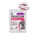 Frontline TRI-ACT spot-on dog L (1x4ml) 20-40kg (ÚTULEK)
