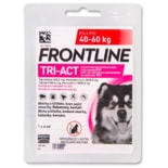 Frontline TRI-ACT spot-on pro psy XL (1x6ml) 40-60kg