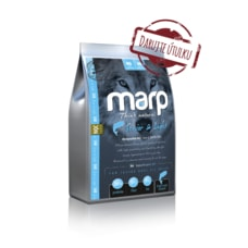 Marp Natural Senior and Light - s bílou rybou 2kg 1+1 (ÚTULEK)