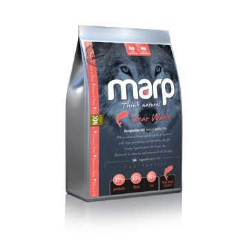Marp Natural Clear Water - lososové 12kg