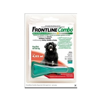 Frontline Combo Spot-on Dog XL (4,02ml) nad 40kg