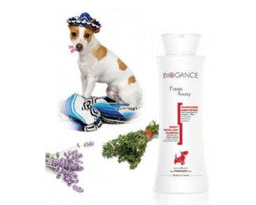 BIOGANCE ŠAMPÓN FLEAS AWAY - DOG ANTIPARAZ. 250ML