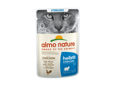ALMO NATURE FUNCTIONAL STERILISED S KUŘETEM 70G