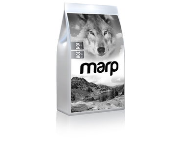 MARP NATURAL SENIOR AND LIGHT - S BÍLOU RYBOU 18KG
