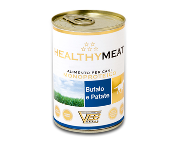 HEALTHYMEAT MONOPROTEIN BUVOL A BRAMBORY 400G