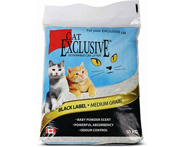 INTERSAND KOČKOLIT EXCLUSIVE BLACK 10 KG