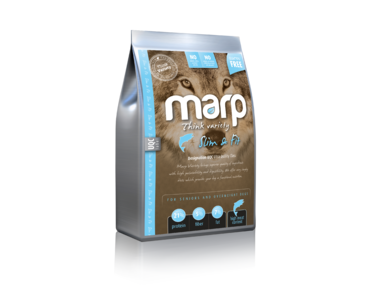 MARP VARIETY SLIM AND FIT - S BÍLOU RYBOU 2KG