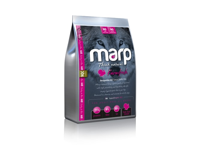 Marp Natural Farmfresh - krůtí 2kg