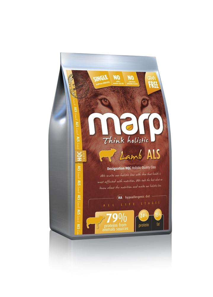 Marp Holistic Lamb - jehněčí bez obilovin 12kg
