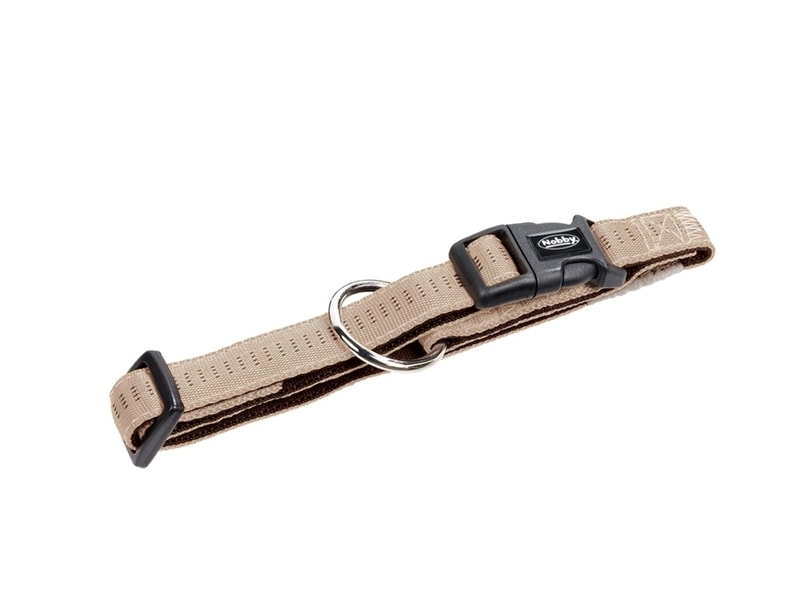 Nobby SOFT GRIP obojek 20-30cm / 10mm béžová