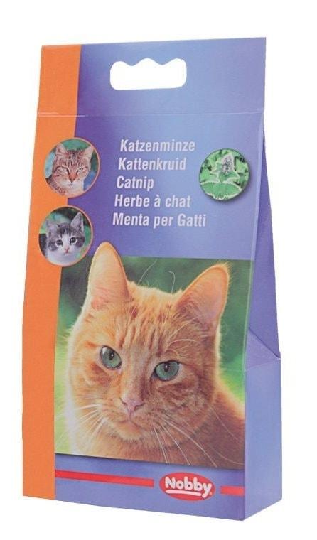 Nobby sušený Catnip pro kočku 60g