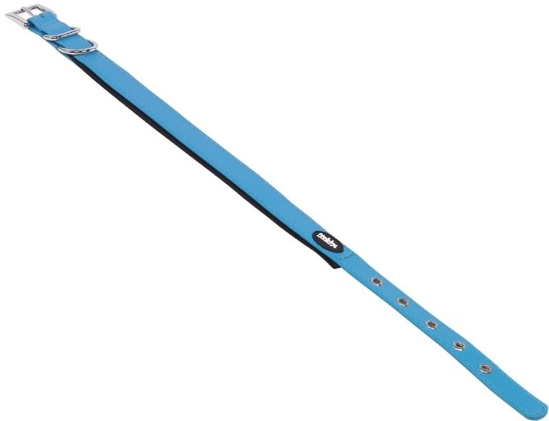 Nobby COVER obojek pvc světle modrý L 50-60cm