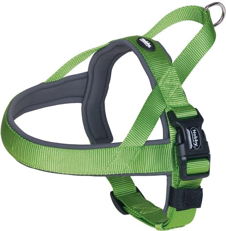 Nobby CLASSIC PRENO norský postroj XL zelený