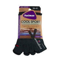 FEELMAX COOL SPORT Sneaker Black