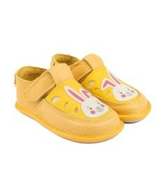 MAGICAL SHOES GAGA RABBIT Yellow