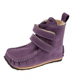 ZEAZOO YETI Purple waterproof leather - sheepskin