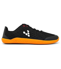 VIVOBAREFOOT STEALTH 2 L BR Black/Orange