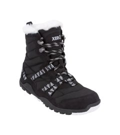 XERO SHOES ALPINE W Black