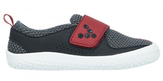 VIVOBAREFOOT PRIMUS MINI K Mesh Black/Red