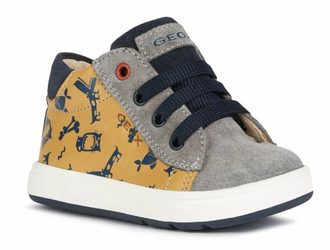 GEOX BIGLIA Yellow Grey