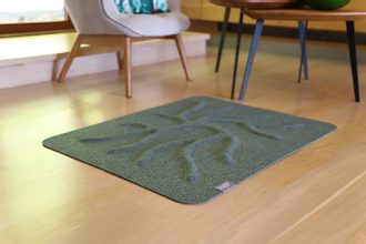 RootyRUG HOME Moss Green