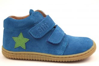 FILII CHAMELEON M Velcro Velour Royal Blue