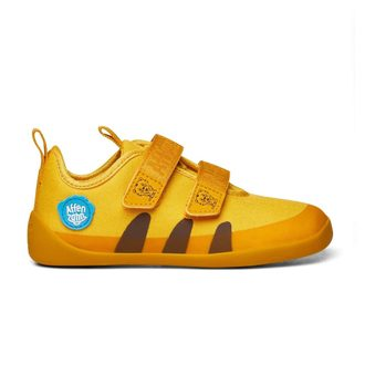 AFFENZAHN COTTON SNEAKER TIGER Yellow