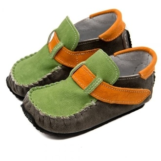 ZEAZOO LEO MANGA Gray/Green/Orange